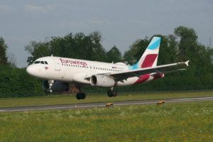 Eurowings Airbus A 319